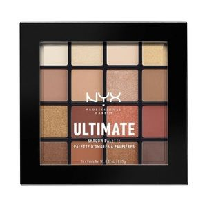 NYX Ultimate Shadow Palette Warm Tones | NEW |
